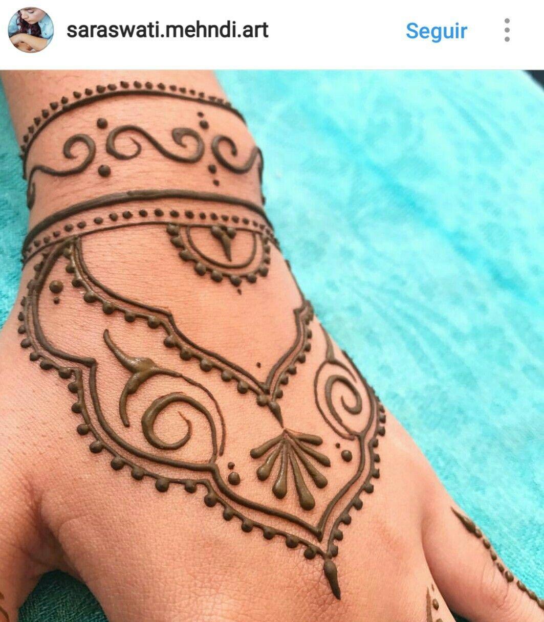 Photo of Tatuaje de henna
