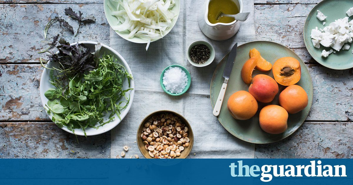 The modern cook: Salads can be simple, but that doesn't mean they should lack flavour. Introduce some more unusual leaves to bring your salads to the next level