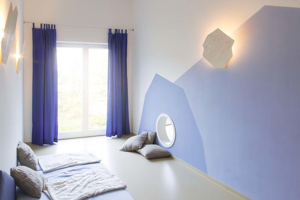 Schlafen und entspannen im hohen Norden / Interior / Kita