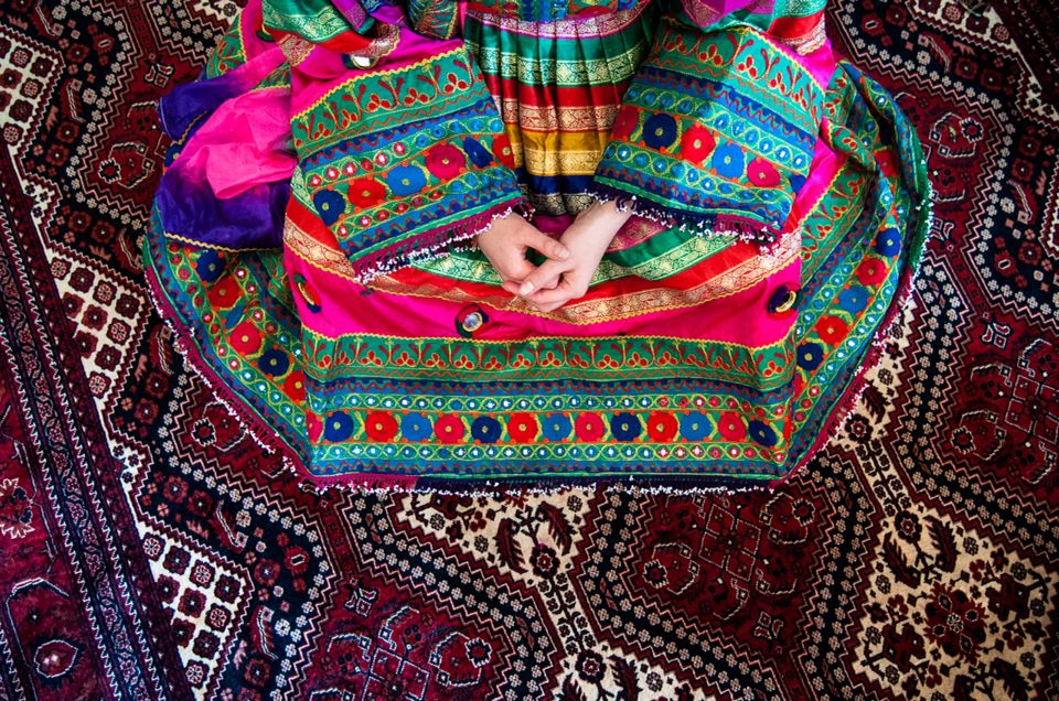 Drees afghani