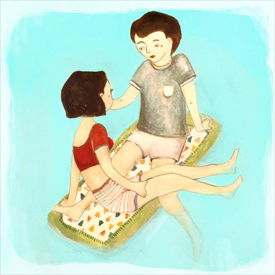 Illustration by De Hermo. Empathy I