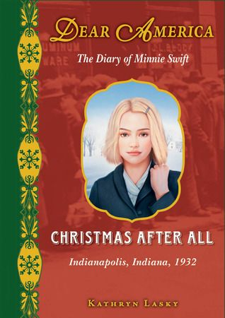 New Arrival Christmas After All The Diary Of Minnie Swift By