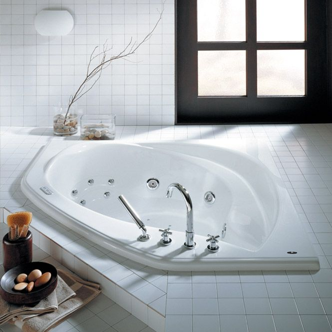 65 ideas corner baths in the interior everything about existing ...