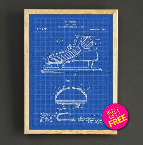 Blueprint patent homdecor poster artprint home decor blueprint patent homdecor poster artprint malvernweather Gallery