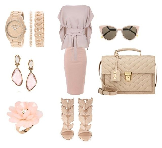 """""""Naked nudes"""" by missntokozo on Polyvore"""