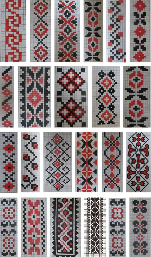 Modele Cross Stitch Patterns Cross Stitch Bookmarks Cross Stitch Embroidery