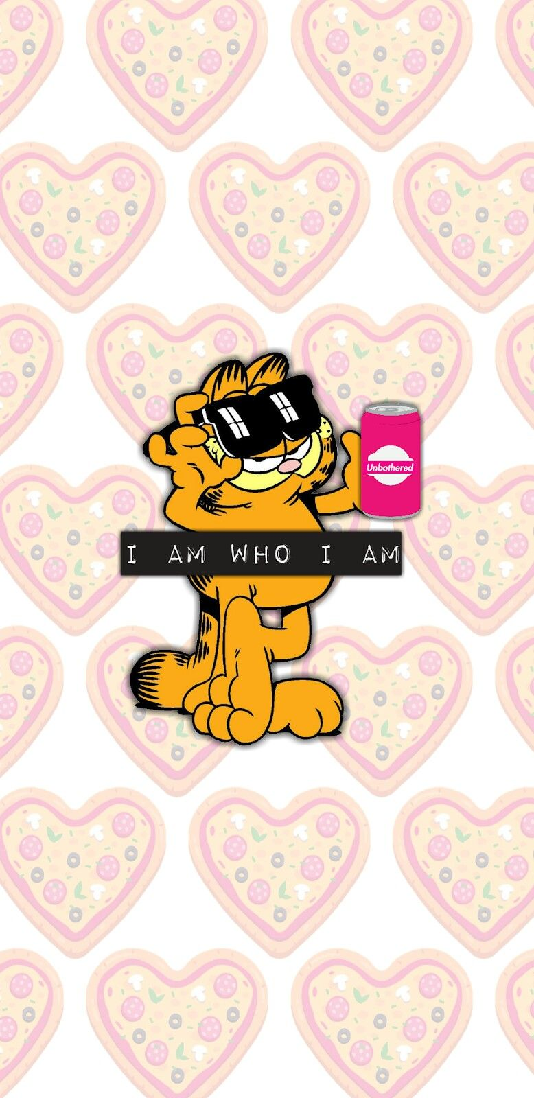 Pin By Angelmom4 On Cute Wallz Garfield Wallpaper Iphone Wallpaper Quotes Funny Lock Screen Wallpaper Iphone