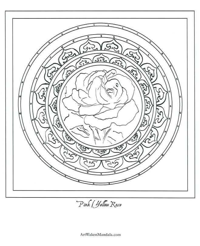 Pin von Sammy Jo Reilly auf Mandala Coloring Pages | Pinterest