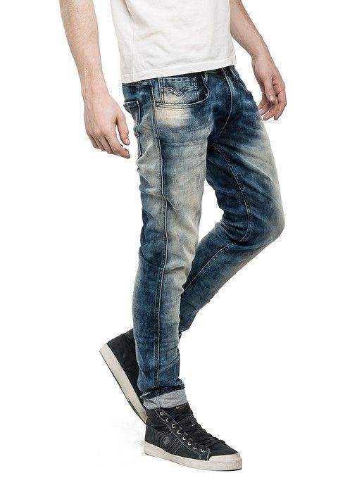Mens Jean Slim Mince Replay H4pWvM