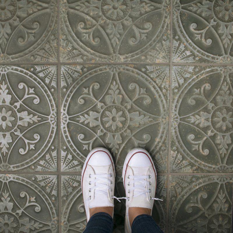Castile 13 X 13 Ceramic Field Tile Wall Tiles Ceramic Floor