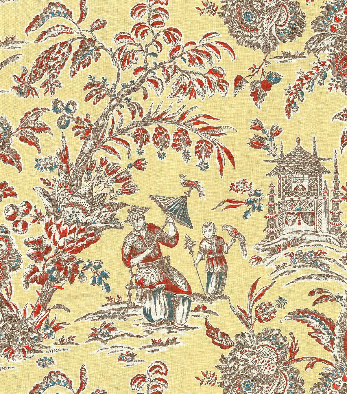 Pk Lifestyles Lightweight Decor Fabric 54-2163
