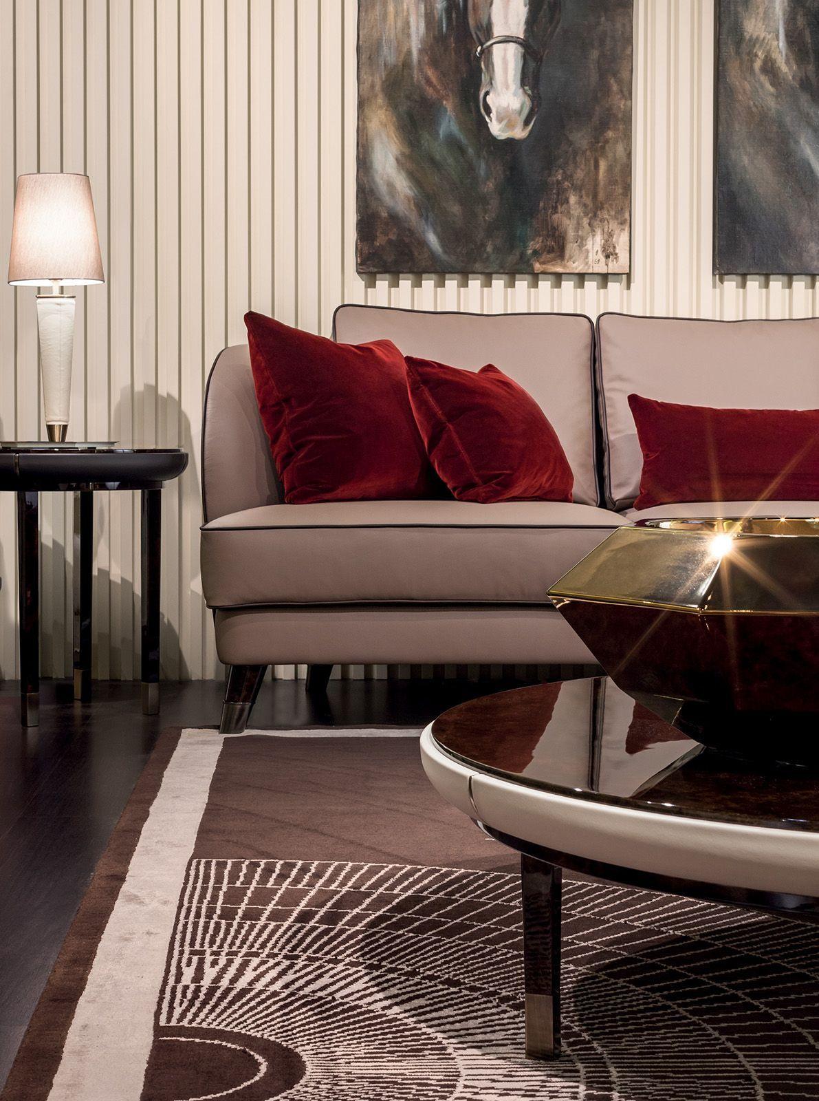 Noir Collection Www Turri It Italian Luxury Living Room Furniture Italyanskaya Mebel Dizajn Interera Mebel