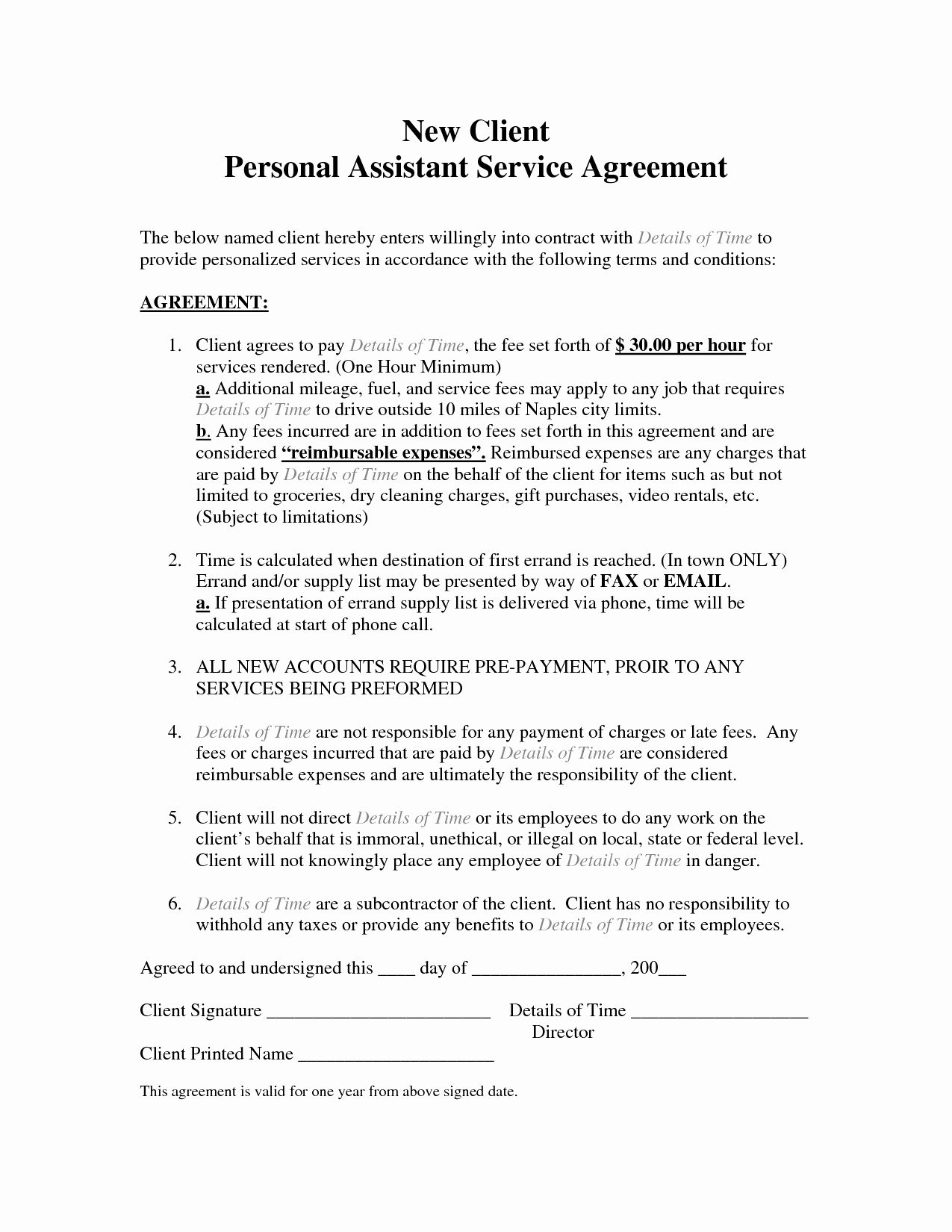 Image Result For Personal Assistant Contract Personal Assistant Personal Assistant Services Person