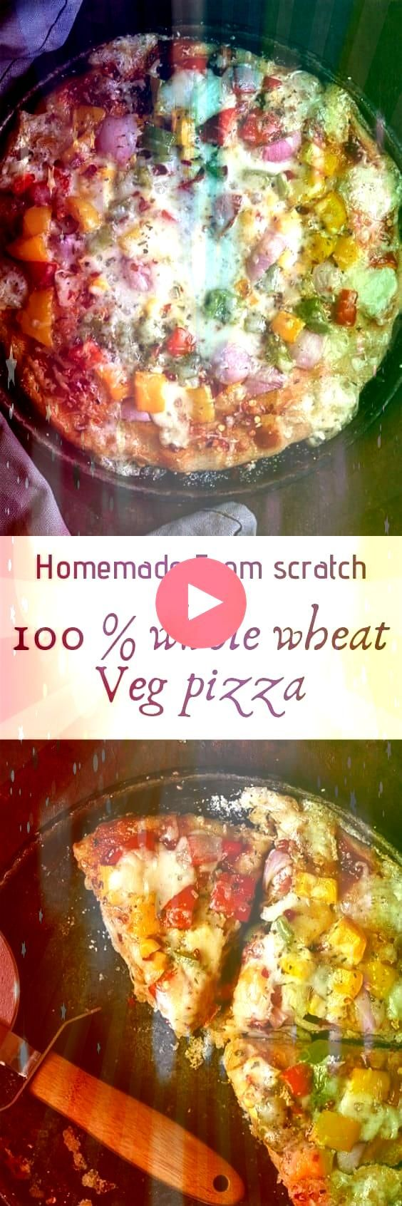 wheat vegetable pizza a delicious and healthier take on veg pizza from sc Whole wheat vegetable pizza a delicious and healthier take on veg pizza from sc  Whole wheat veg...