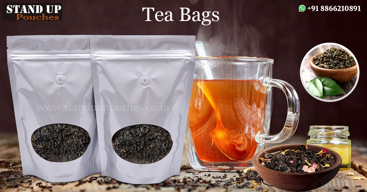 There are many types of #tea, and different tea needs ...