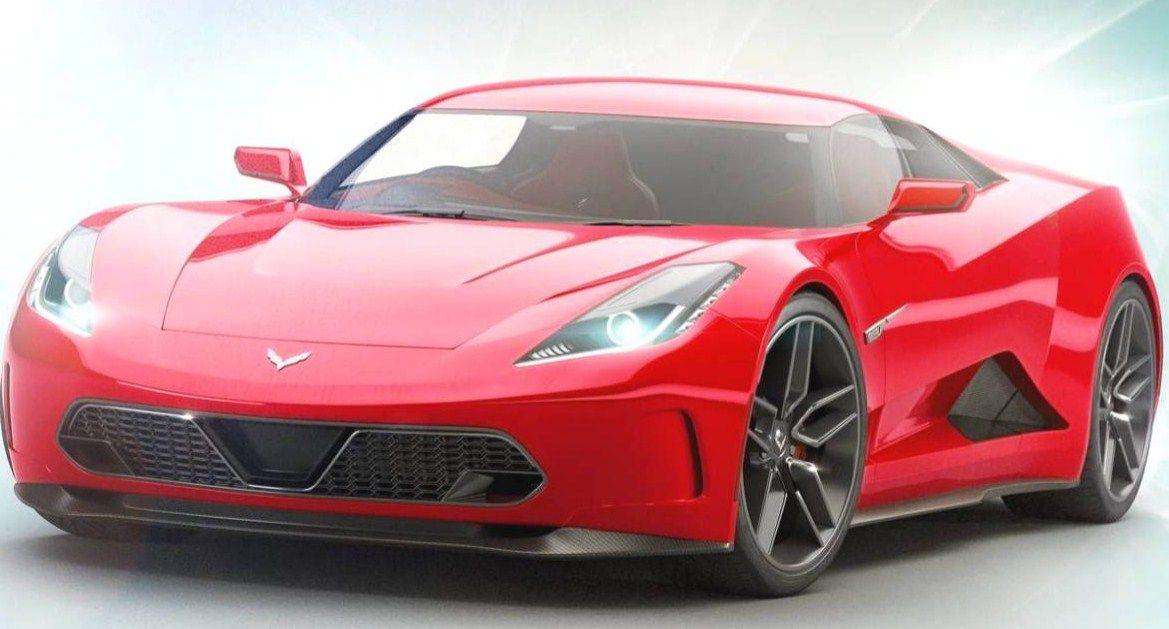 2020 Chevy Corvette Zora Zr1