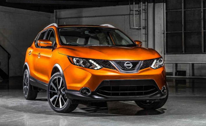 2019 Nissan Rogue Sport Concept, Price, Redesign Not all