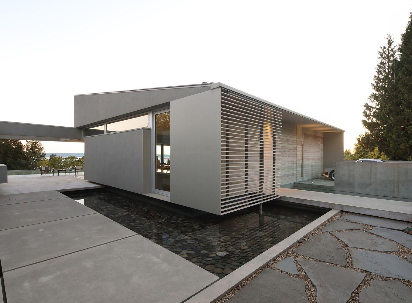 Gallery Of G Day House Mcleod Bovell Modern Houses 7 Modern
