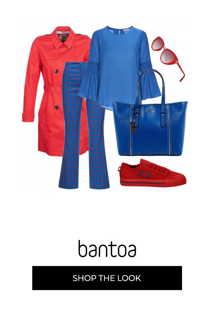 Per osare con i colori prova un Outfit dinamico e pratico