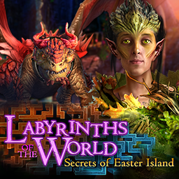 Can You Stop The Destruction Before It S Too Late Find Out In This Rousing Hidden Object Puzzle Adventure Game Easter Island Labyrinth Hidden Object Puzzles