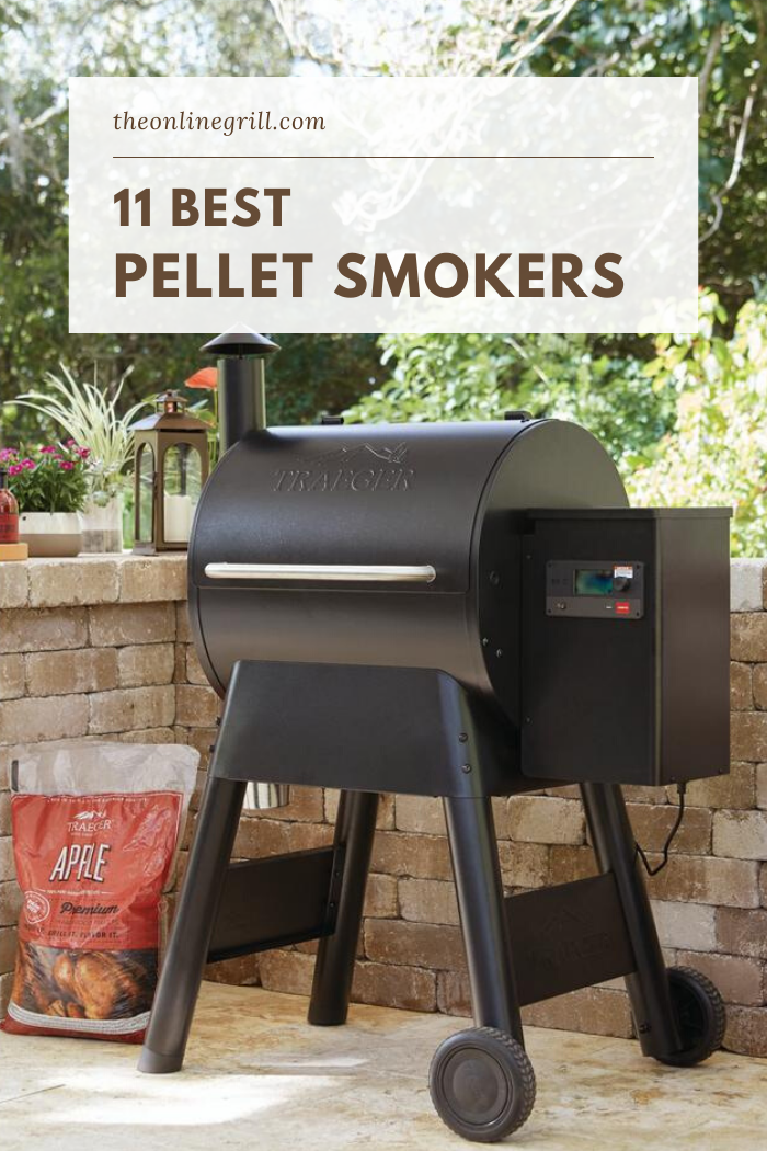 11 Best Pellet Smokers Of 2020 The Online Grill In 2020 Pellet Bbq Pellet Grills Smokers Pellet Smokers