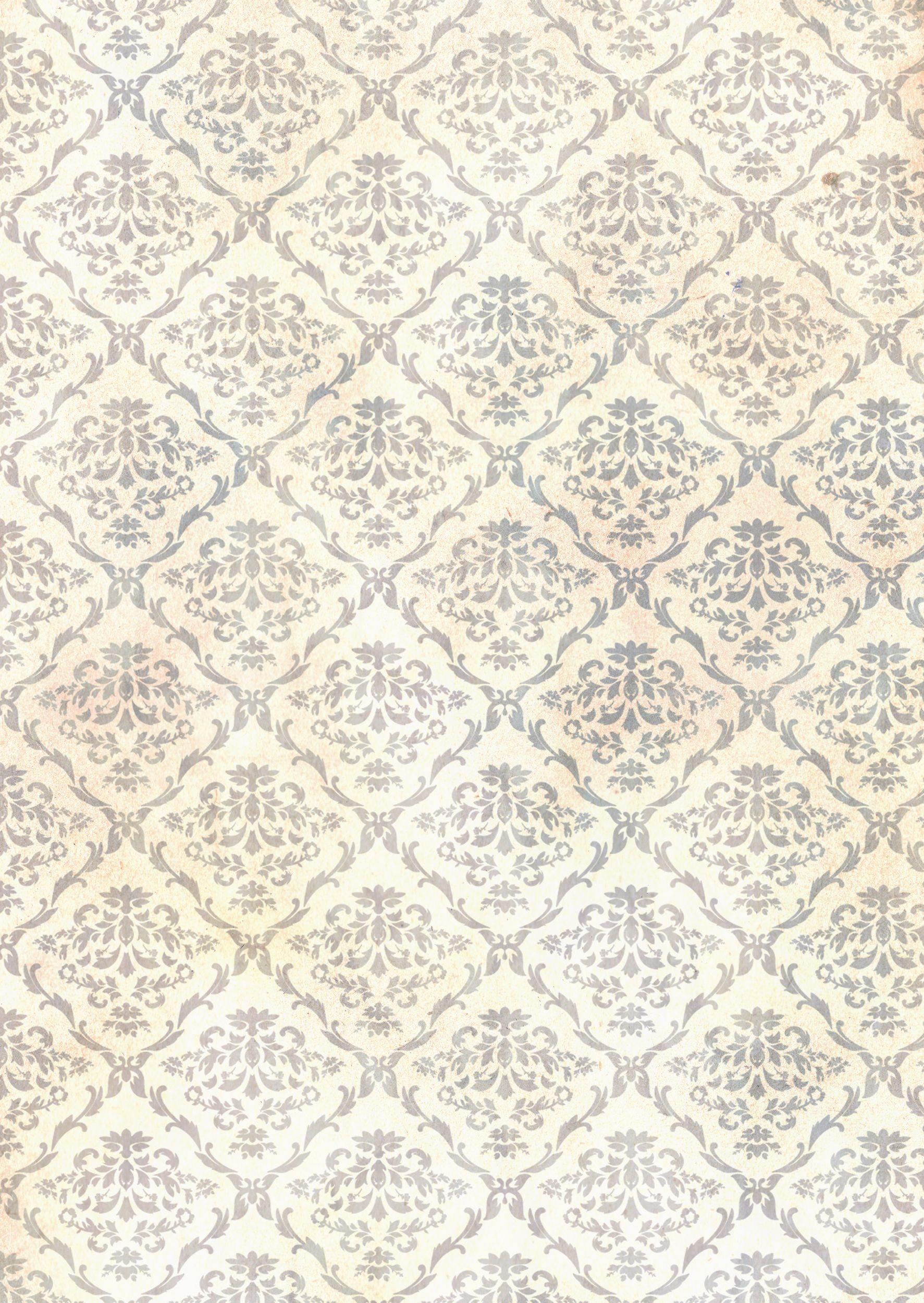 Free Vintage Pattern Wallpaper Texture Texture L T