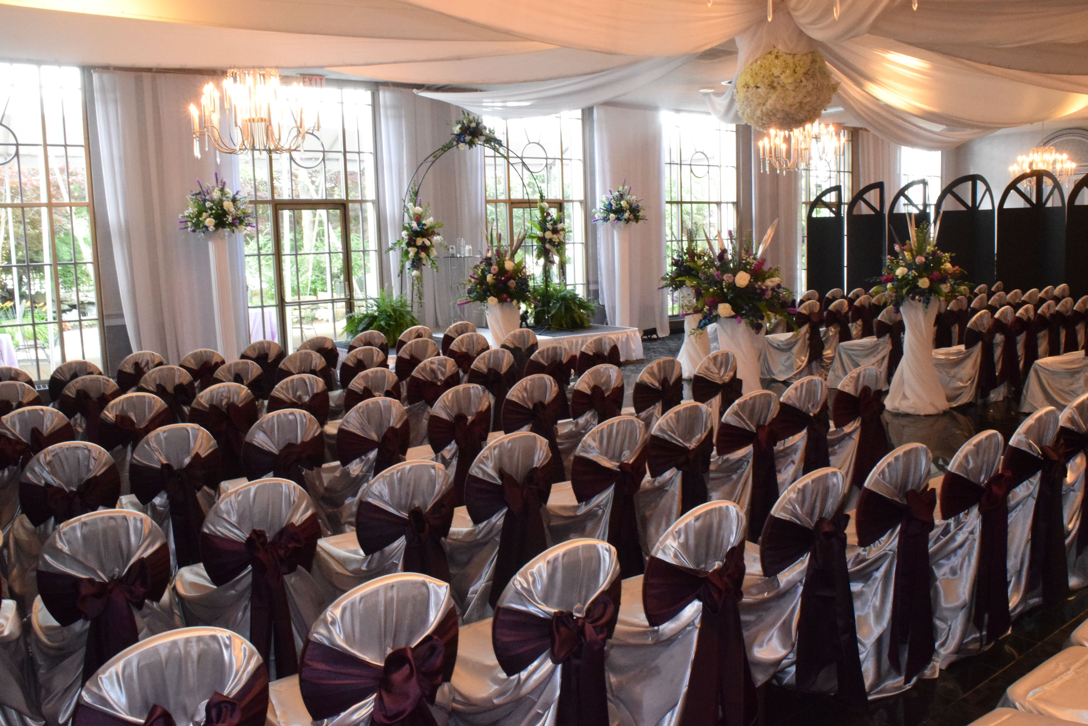 outdoor weddings near akron ohio%0A The Lander Room is just one of our many wedding venues at Landerhaven