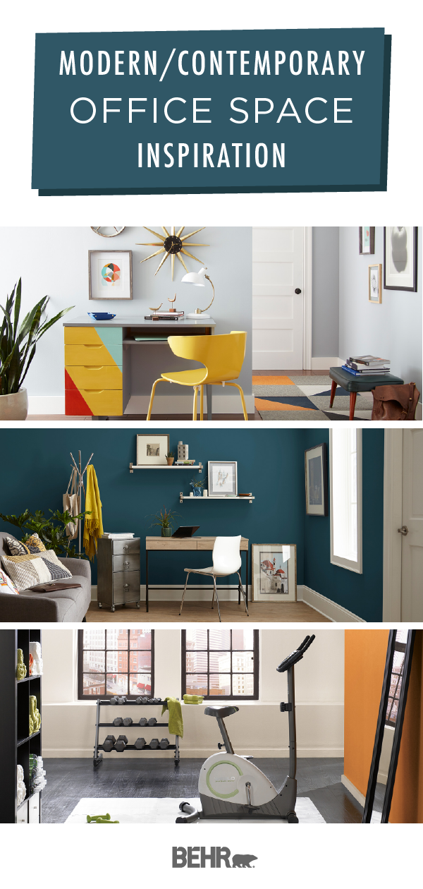 a new coat of behr paint is just what you need to give on modern office paint schemes id=29790