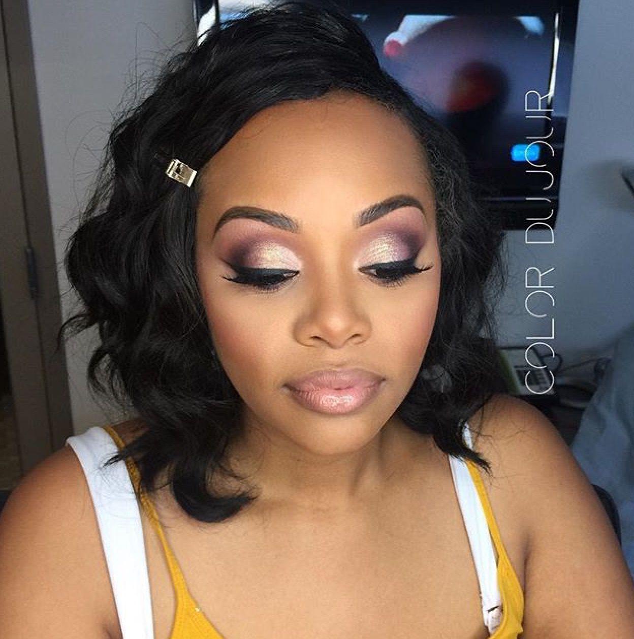 Épinglé par SEVMYLOOK sur Maquillage soirée | Maquillage