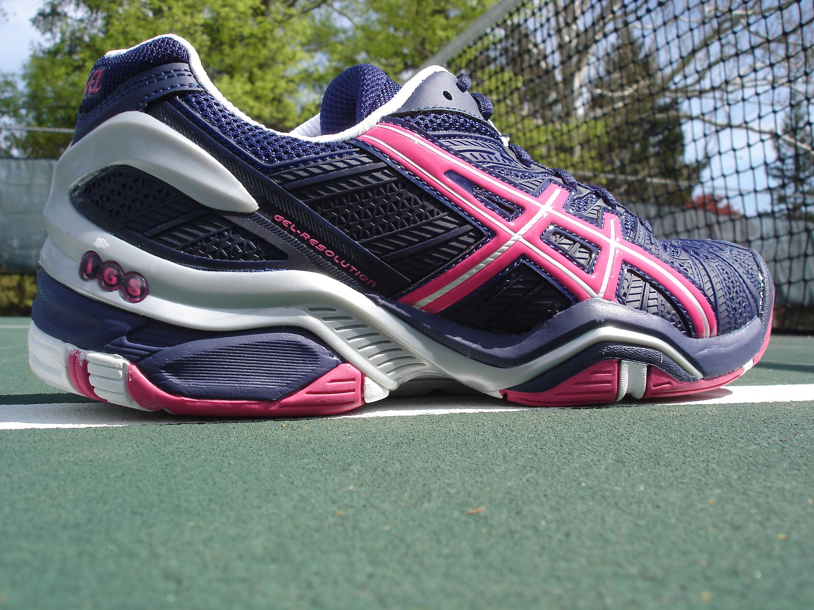 asics gel 4 tennis