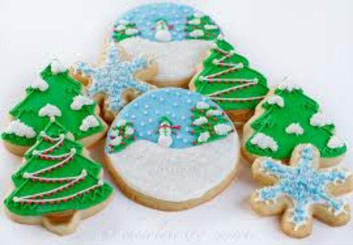 Christmas Cookie Christmas Cookie Pinterest Christmas cookies