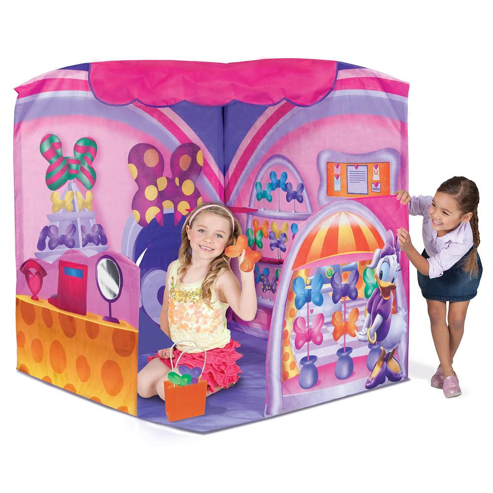 Minnie Mouse Fashion Corner Tent - Playhut - Toys   ...  sc 1 st  Pinterest & Minnie Mouse Fashion Corner Tent - Playhut - Toys