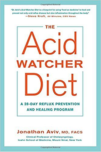 The acid watcher diet a 28 day reflux prevention and healing gastroenterology medical books on line library malvernweather Choice Image