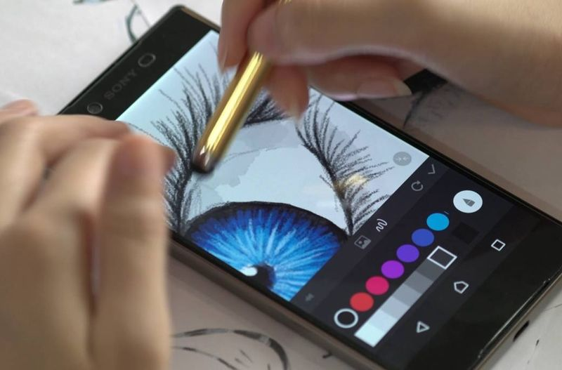 Top 5 Best Free Drawing Apps for Android 2018 | Linguainfo