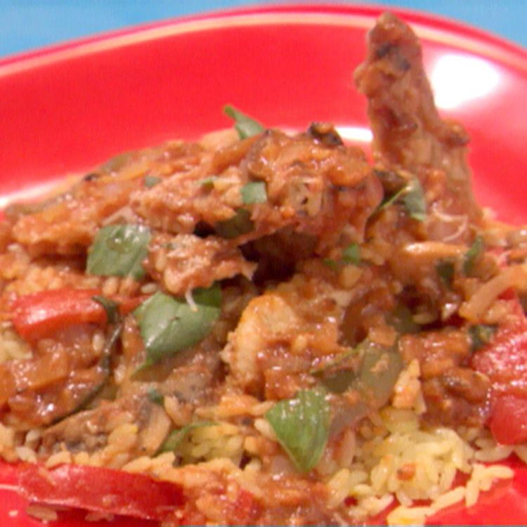 Keith Youngs Chicken Cacciatore Recipe Whats For Dinner