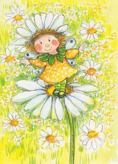 Sunflower Fairy | Flickr - Photo Sharing! ----Virpi Pekkala