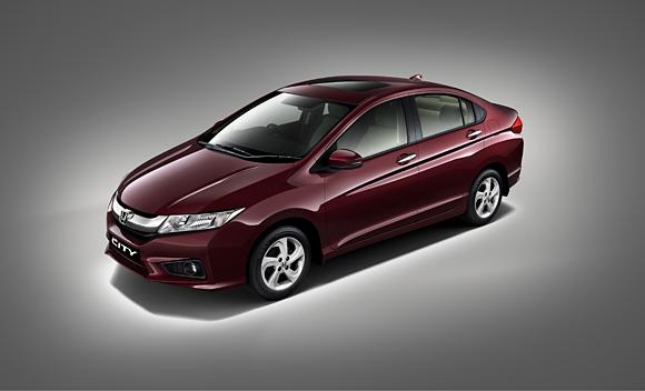 Honda reveals 4th Generation Honda City in India Honda