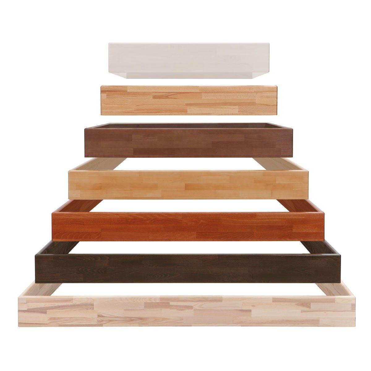 Hasena Bettrahmen Wood-Line Premium online kaufen | Schlafzimmer ...
