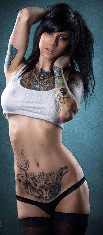 Stunningly hot babe
