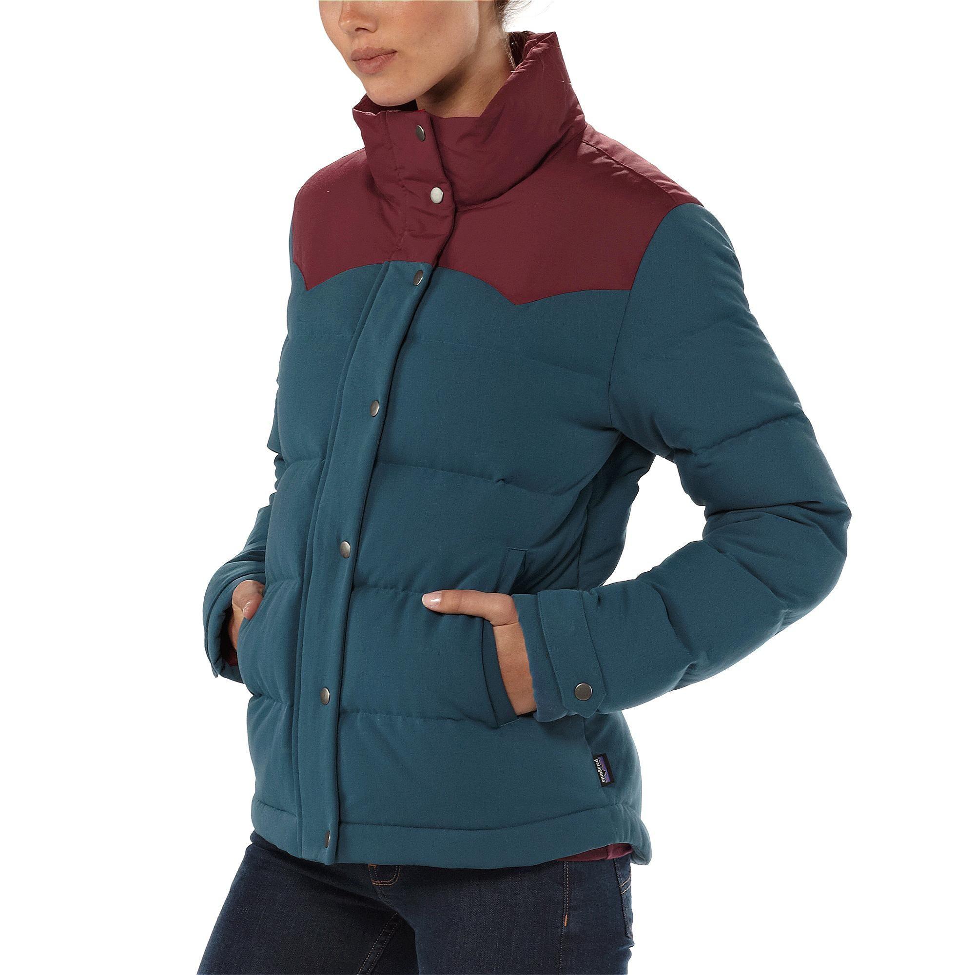 Patagonia Women's Bivy Down Jacket Patagonia womens