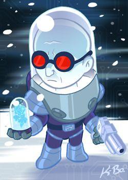 Mr. Freeze by K-Bo