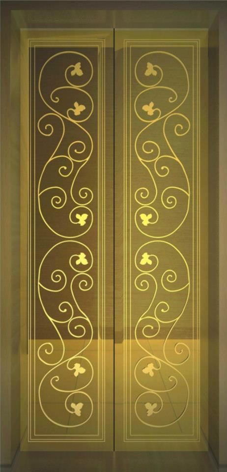 Stainless Steel Etching Decorative Elevator Sheet Panel Door Cabin China Supplier Interior Decoration Decor Paneling Home Decor