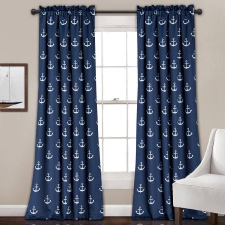 Beach Decor Shower Curtains To Create An Instant Spa Feeling With