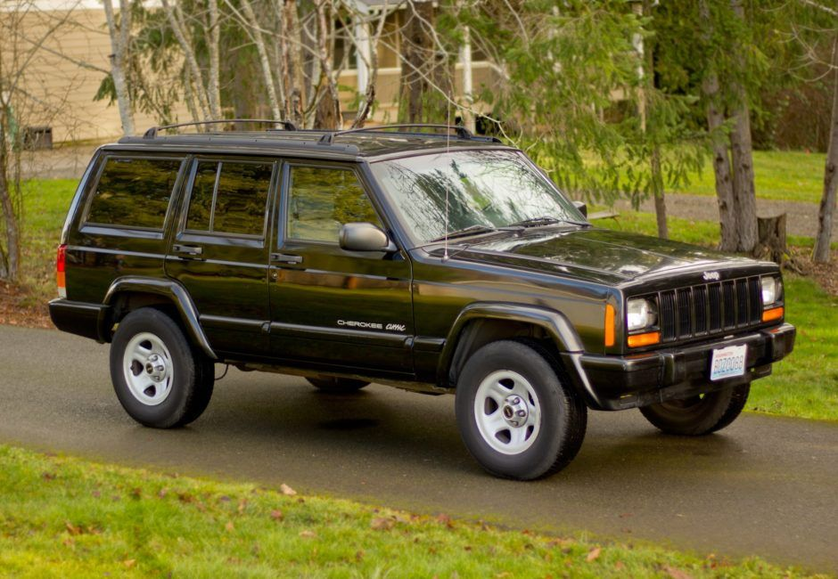 No Reserve 1998 Jeep Cherokee Classic Jeep cherokee
