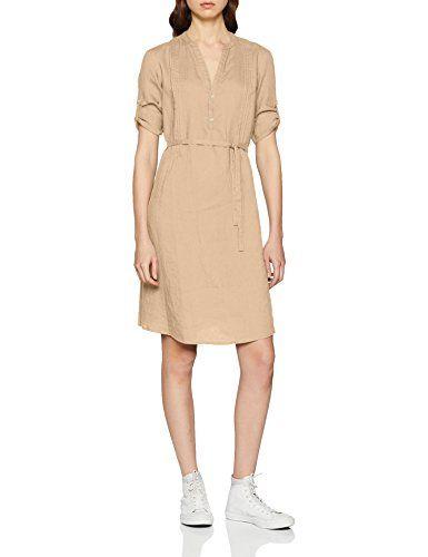 9979e419cd United Colors of Benetton Dress Vestito Donna (Camel 1k3) X-Large ...
