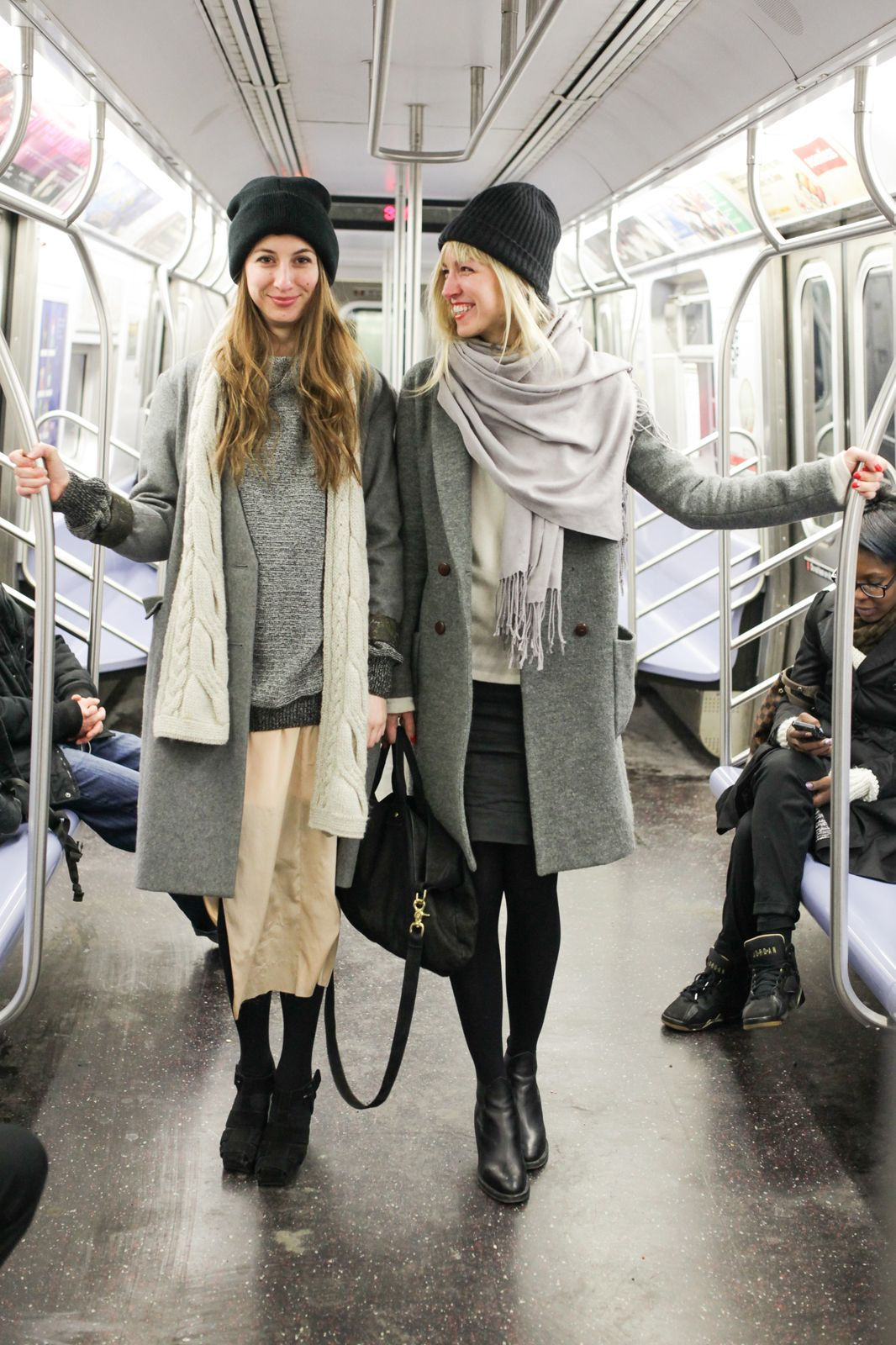 New york metro fashion