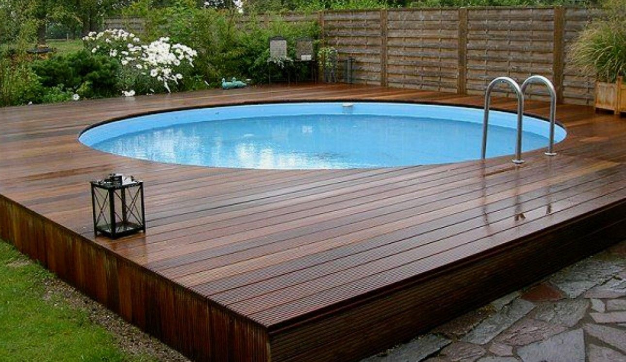 DIY Above Ground Pool Ideas On a Budget above ground pool ideas on