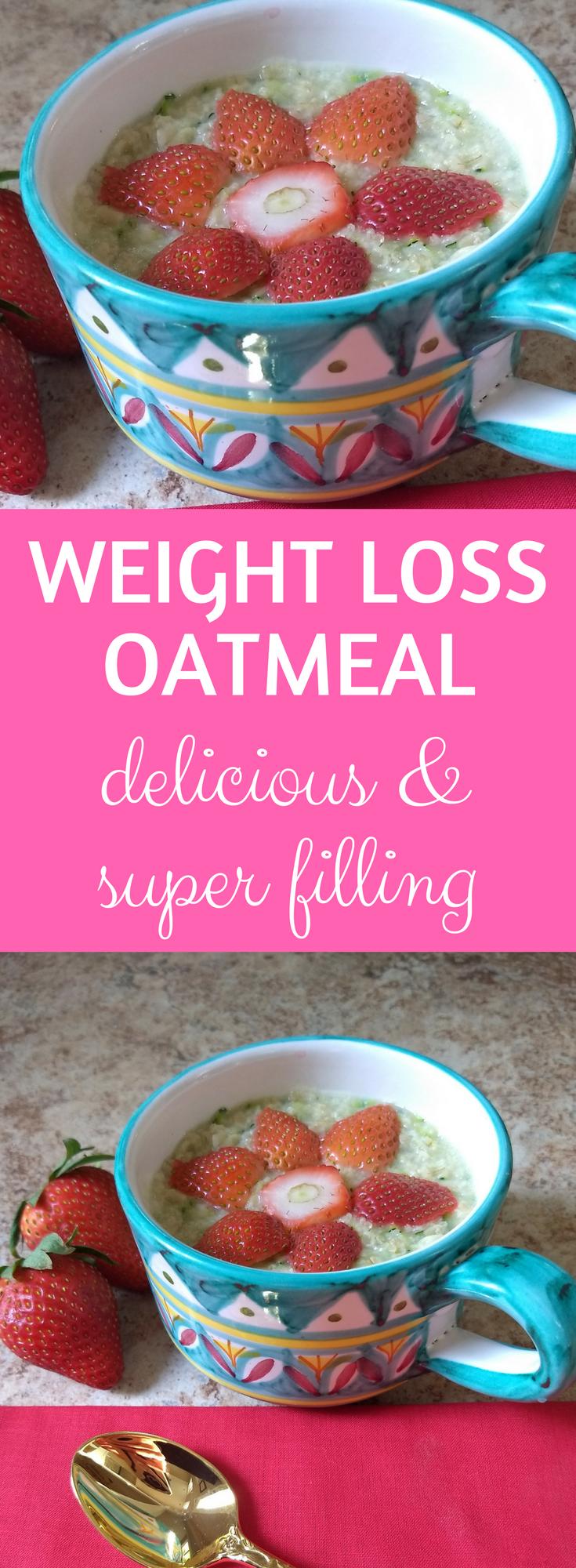 Supercharged Oatmeal Sleek Technique Healthy breakfast