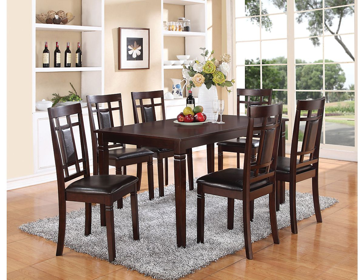 the brick dining room | Aran 5-Piece Casual Dining Package, (ARAN-PK5) | The Brick ...