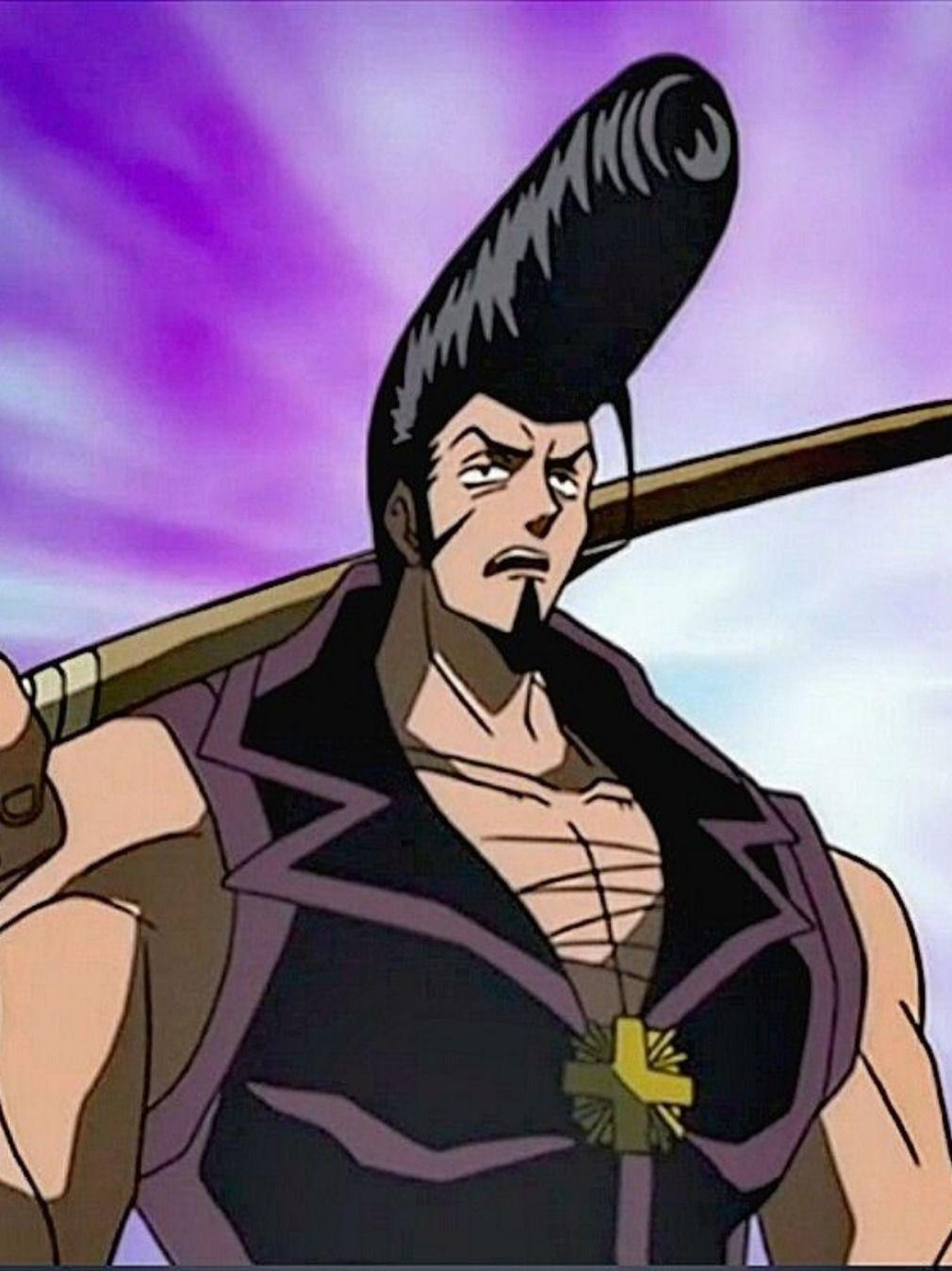 Wooden Sword Rio Anime Shaman King Birthday